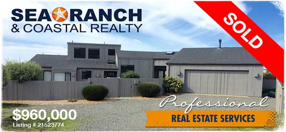 sea ranch real estate sales